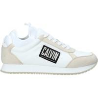 Schoenen Heren Lage sneakers Calvin Klein Jeans B4S0715 Wit