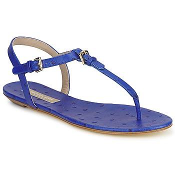Schoenen Dames Sandalen / Open schoenen Michael Kors FOULARD Blauw