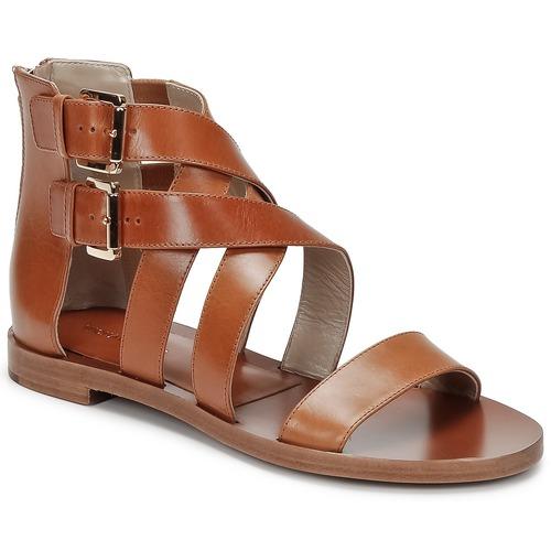 Schoenen Dames Sandalen / Open schoenen Michael Kors ECO LUX Bruin