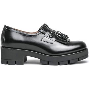 Schoenen Dames Mocassins NeroGiardini I014252D Zwart