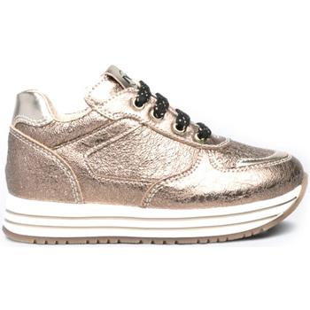 Schoenen Kinderen Sneakers NeroGiardini I021525F Goud