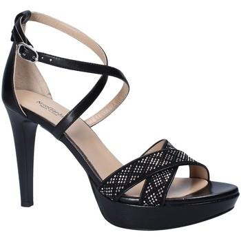 Schoenen Dames Sandalen / Open schoenen NeroGiardini P806062DE Zwart