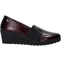 Schoenen Dames Mocassins Enval 6273522 Rood