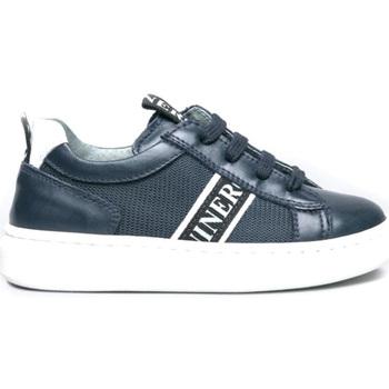 Schoenen Kinderen Lage sneakers NeroGiardini I023922M Blauw