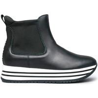 Schoenen Meisjes Laarzen NeroGiardini I031677F Zwart