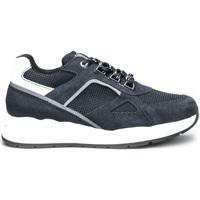 Schoenen Kinderen Lage sneakers NeroGiardini I033891M Blauw