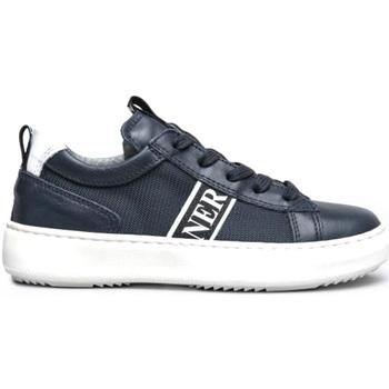 Schoenen Kinderen Lage sneakers NeroGiardini I033902M Blauw
