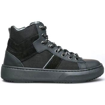 Schoenen Kinderen Hoge sneakers NeroGiardini I033903M Zwart