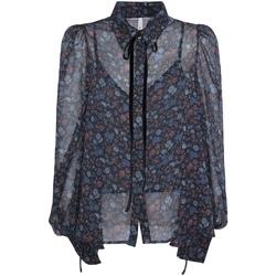 Textiel Dames Tops / Blousjes Pepe jeans PL303817 Blauw