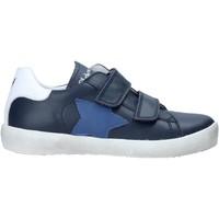 Schoenen Kinderen Lage sneakers Naturino 2015365 08 Blauw