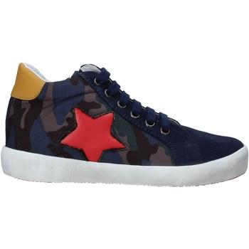 Schoenen Kinderen Lage sneakers Naturino 2015361 14 Blauw