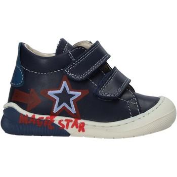 Schoenen Kinderen Lage sneakers Naturino 2015354 01 Blauw