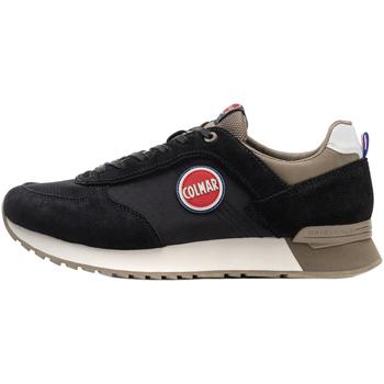 Schoenen Heren Lage sneakers Colmar TRAVIS C Zwart