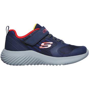 Schoenen Kinderen Lage sneakers Skechers 403732L Blauw