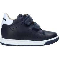Schoenen Jongens Hoge sneakers Falcotto 2013476 01 Blauw