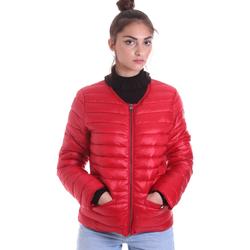 Textiel Dames Dons gevoerde jassen Gaudi 021BD35007 Rood