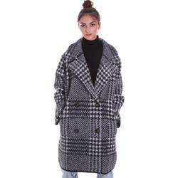Textiel Dames Mantel jassen Gaudi 021FD33001 Zwart