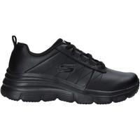 Schoenen Dames Lage sneakers Skechers 149473 Zwart