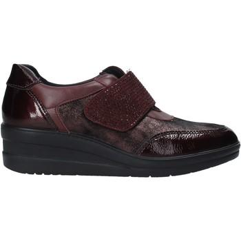 Schoenen Dames Mocassins Enval 6278133 Rood