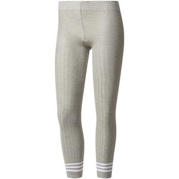 Textiel Dames Leggings adidas Originals BR9627 Grijs