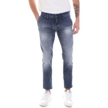 Textiel Heren Skinny jeans Antony Morato MMDT00249 FA750263 Blauw