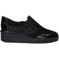 Schoenen Dames Instappers Susimoda 8093 Zwart