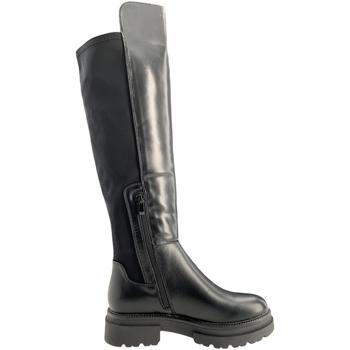 Schoenen Dames Hoge laarzen Gold&gold B20 GR146 Zwart