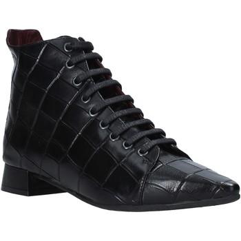 Schoenen Dames Laarzen Bueno Shoes 20WR3002 Zwart