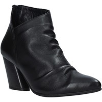 Schoenen Dames Enkellaarzen Bueno Shoes 20WR1400 Zwart