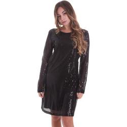 Textiel Dames Korte jurken Gaudi 021FD14005 Zwart