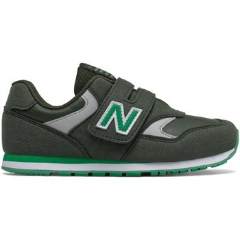 Schoenen Kinderen Lage sneakers New Balance NBIV393CGN Groen
