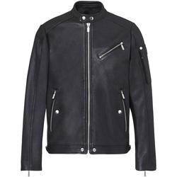 Textiel Heren Wind jackets Diesel A00270 0JAYE Zwart