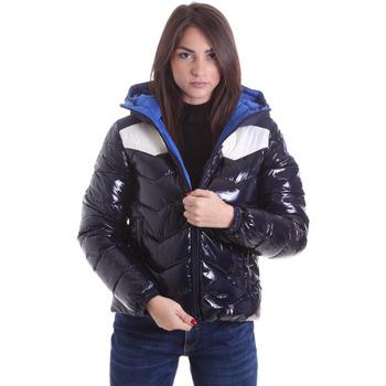 Textiel Dames Dons gevoerde jassen Invicta 4431732/D Blauw
