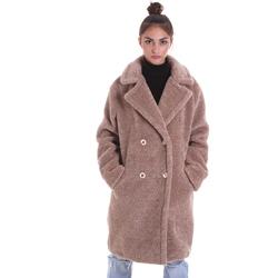 Textiel Dames Mantel jassen Gaudi 021FD39007 Beige