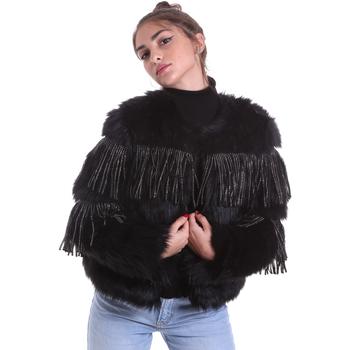 Textiel Dames Jacks / Blazers Gaudi 021FD39009 Zwart