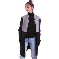 Textiel Dames Mantel jassen Gaudi 021BD53055 Grijs