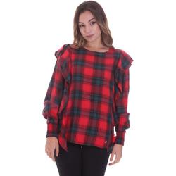 Textiel Dames Tops / Blousjes Gaudi 021BD45016 Rood