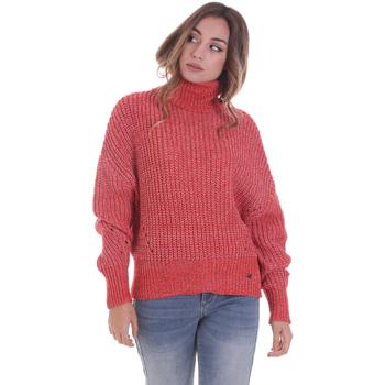 Textiel Dames Truien Gaudi 021BD53013 Oranje