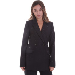 Textiel Dames Jasjes / Blazers Gaudi 021FD35022 Zwart