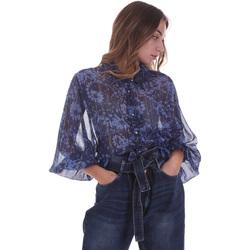 Textiel Dames Tops / Blousjes Gaudi 021BD45006 Blauw