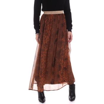 Textiel Dames Rokken Gaudi 021FD75005 Bruin