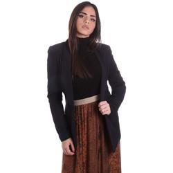 Textiel Dames Jasjes / Blazers Gaudi 021FD35028 Zwart