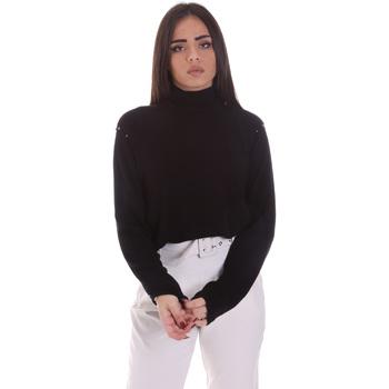 Textiel Dames Truien Gaudi 021BD53026 Zwart