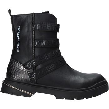 Schoenen Kinderen Laarzen Replay GBL17 202 C0004S Zwart