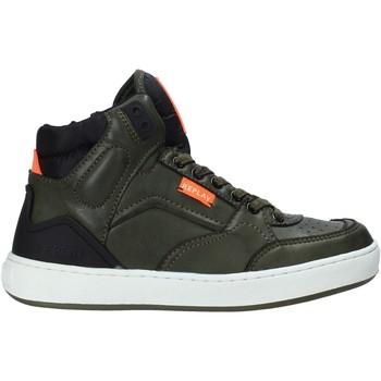 Schoenen Kinderen Hoge sneakers Replay GBZ19 003 C0021S Groen