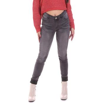 Textiel Dames Skinny Jeans Gaudi 021BD26024 Grijs