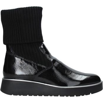 Schoenen Dames Laarzen IgI&CO 6151100 Zwart