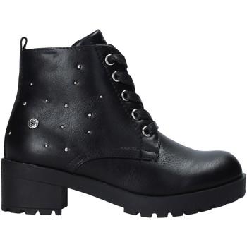 Schoenen Kinderen Laarzen Lumberjack SG32001 003 S01 Zwart