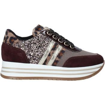 Schoenen Kinderen Lage sneakers NeroGiardini I031672F Paars