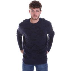 Textiel Heren Truien Calvin Klein Jeans K10K105737 Blauw